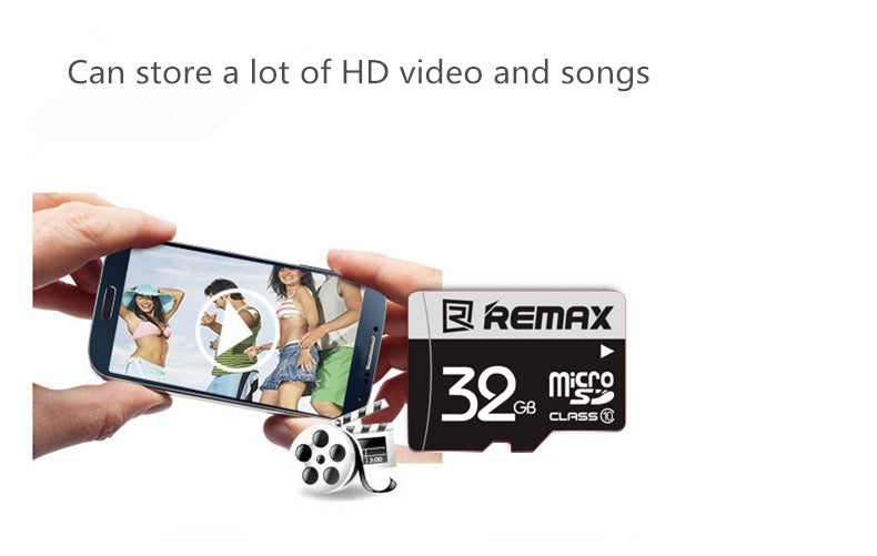 IREMAX USA 32GB TF Micro SD High-speed Memory Card