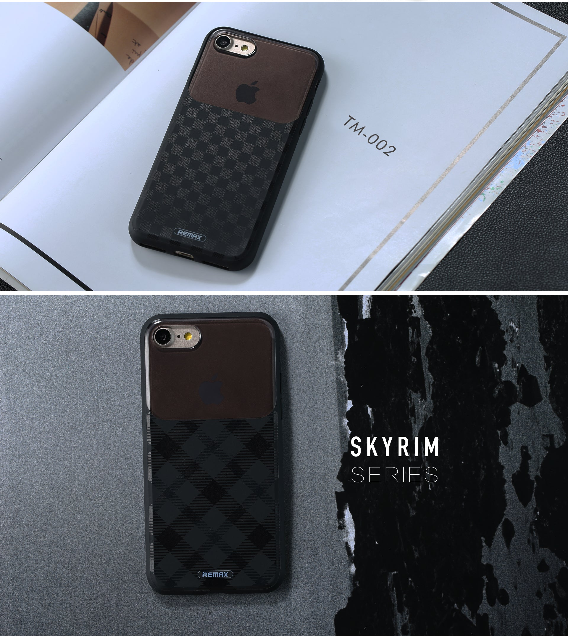 REMAX Official Store - Case Skyrim series iPhone 7/7Plus