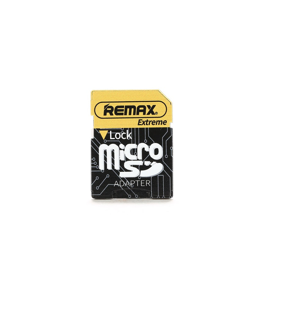 REMAX Official Store - Micro SD U3 16GB With Adapter Flash Memory Card
