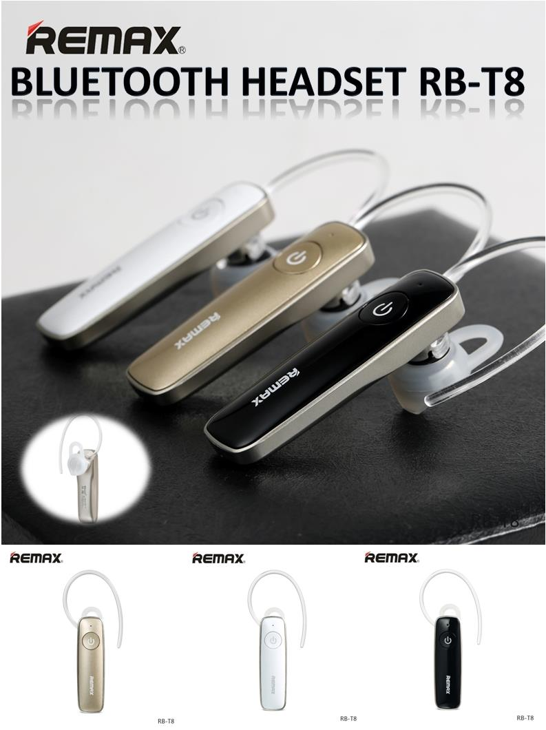 Bluetooth Earpiece RB-T8