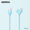 Data Cable 2 in 1 Souffle - REMAX www.iremax.com