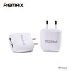 USB Charger 2.1A RP-U21 - REMAX www.iremax.com
