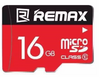Micro SD 16GB Memory Card C-Series - REMAX www.iremax.com