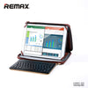 Case iPad Pro with Bluetooth Keyboard Carry-302 - REMAX www.iremax.com