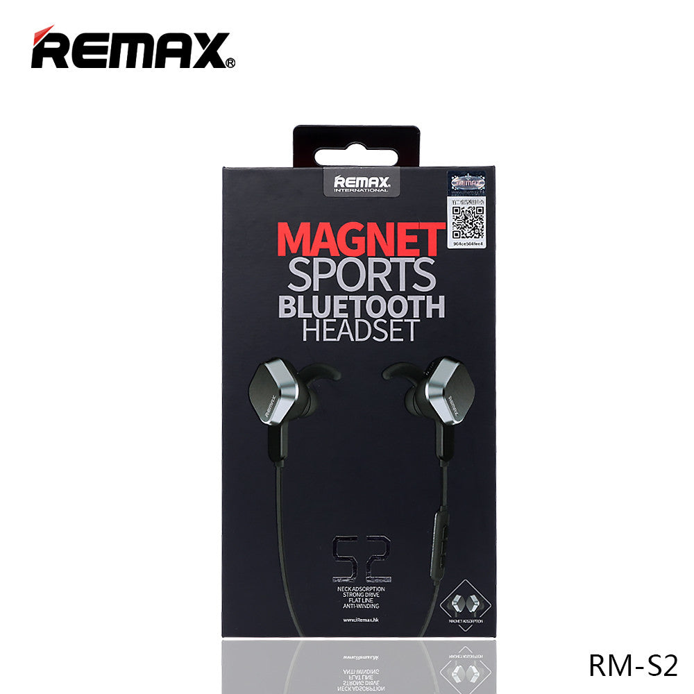 Remax Official Store Bluetooth Headphones Sporty Bt4 1 Rb S2