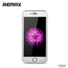 Tempered Glass Armour Metal iPhone 6/6S/Plus - REMAX www.iremax.com