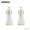 Car Charger Triple Dolphin Port 3.4A RCC303 - REMAX www.iremax.com
