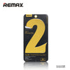 Tempered Glass 2pcs iPhone 6/6S/Plus - REMAX www.iremax.com