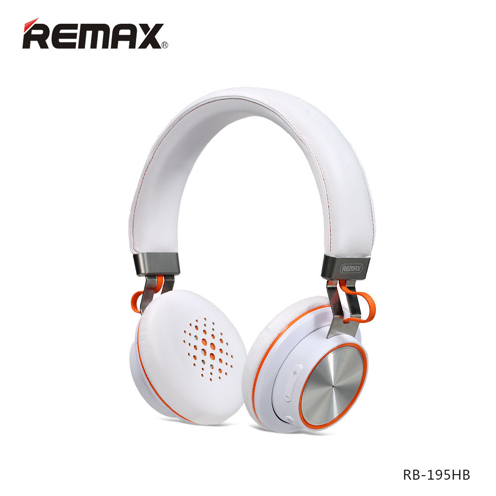Remax Official Store Bluetooth Headphone With Microphone Rb 195hb