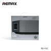Bluetooth Speaker with Alarm Clock 3 in 1 BT3.0 RB-H3 - REMAX www.iremax.com