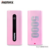 PowerBank E5 Series - REMAX www.iremax.com