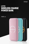 PRODA Wireless Power Bank Layter 10.000 mAh-PD-P06 - REMAX www.iremax.com