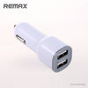 Car Charger Dual Port 2.1A RCC-201 - REMAX www.iremax.com