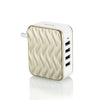 USB Charger Wave 4 ports RP-U41 - REMAX www.iremax.com