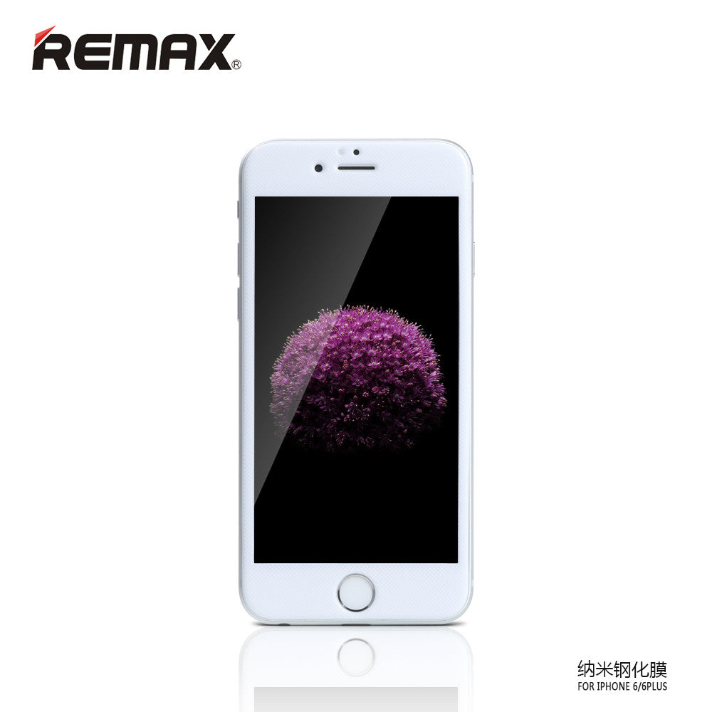 REMAX Official Store -Tempered Glass Nano Series iPhone 6/6S