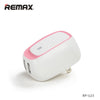USB Charger Dual 2.4A RP-U23 - REMAX www.iremax.com