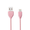 Data Cable Lesu Lightning - RC050i - 1 Meter (3.2ft) - REMAX www.iremax.com
