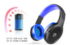 Bluetooth Headphones with SD Card , FM and AUX Cable - Ovleng MX777 - REMAX www.iremax.com
