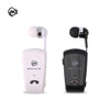 WK Wireless Headset BS-535 Collar Clip HiFI Sound Bluetooth Earphone - REMAX www.iremax.com