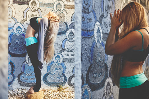 Satya yoga wear for women venice beach lookbook