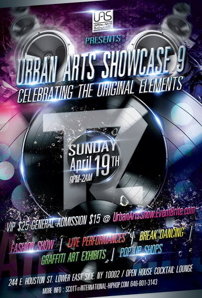 2015 Urban Arts Showcase 9 Open House