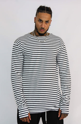 Horizontal Lines | Poket Roket Apparel