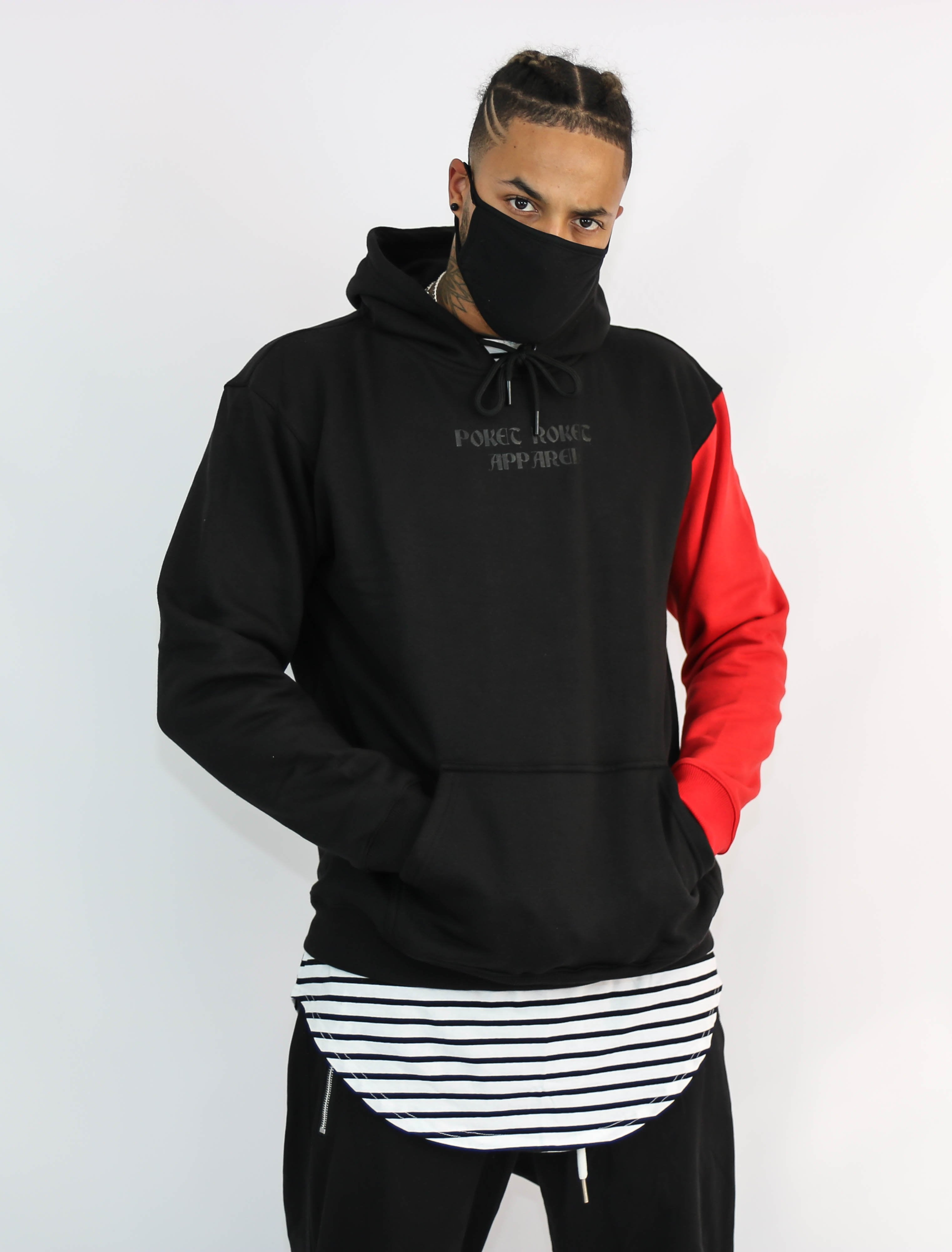 RT Hood | Poket Roket Apparel