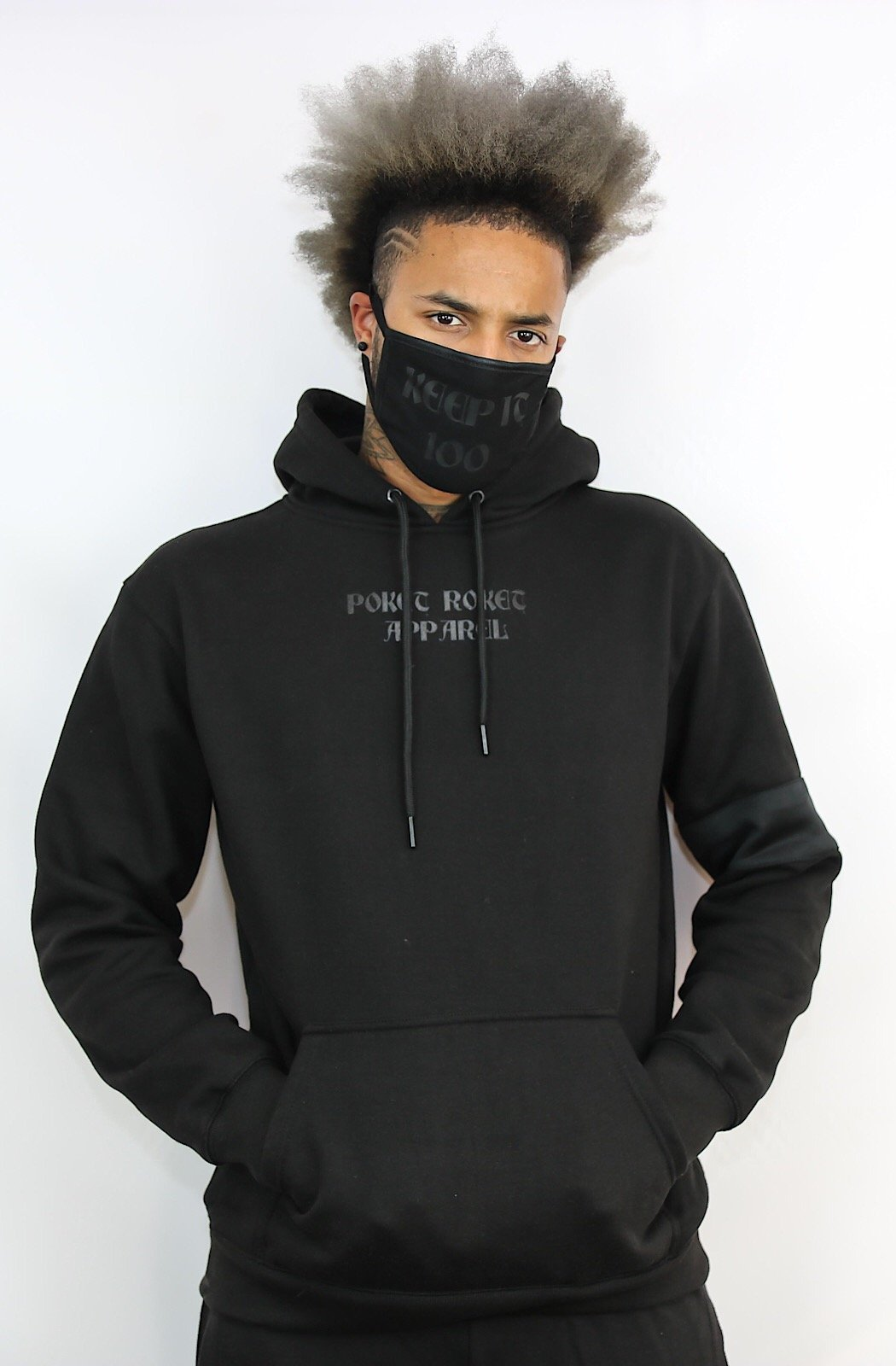 BB Hood | Poket Roket Apparel