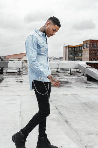 Denim Drop | Poket Roket Apparel