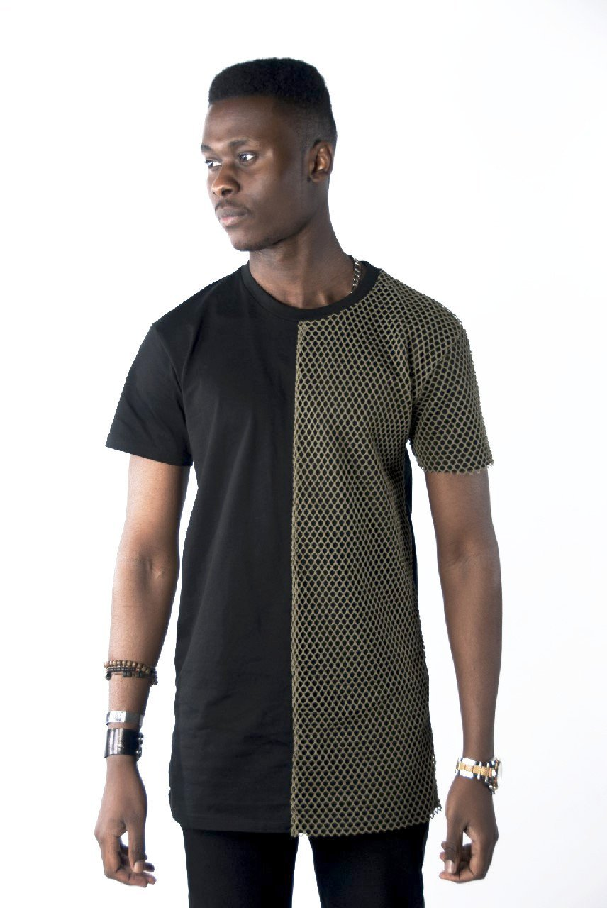 Web Tall Tee | Poket Roket Apparel