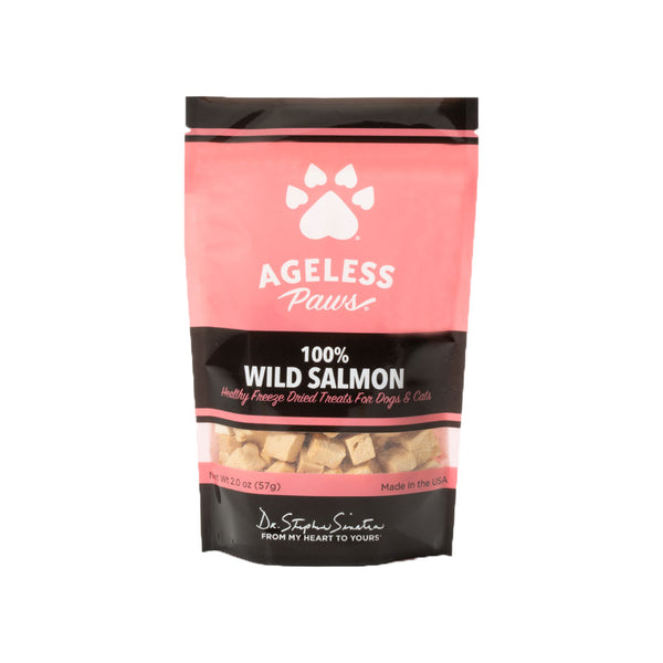Ageless Paws 100% Salmon Fillets