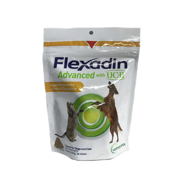 Flexadin Advanced Soft Chews with UC-II - 60 Soft Chews - Countryside Pet Supply