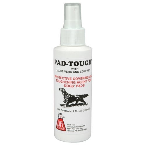 Pad-Tough with Aloe Vera & Comfrey - 4 fl. oz. - Countryside Pet Supply - 1