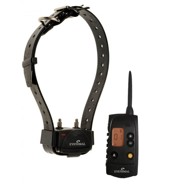 Eyenimal 450-Yard Elite Static Remote Trainer - Comes with 1 Collar