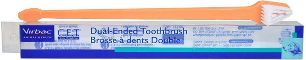 Virbac C.E.T. Dual Ended Toothbrush