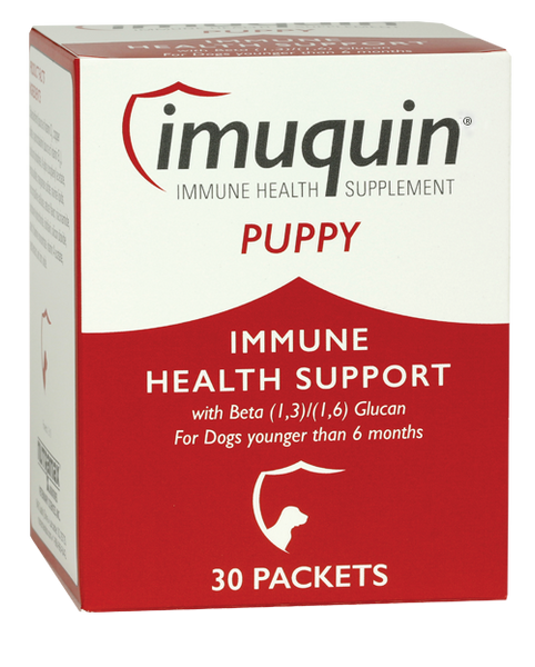 Imuquin puppy health support - www.CountrysidePet.com