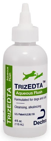 TrizEDTA Aqueous Flush   (4 ounce) - Countryside Pet Supply - 1