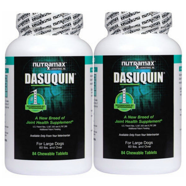 Dasuquin Chewable Large Dog - 2-PACK  - 168 Tablets