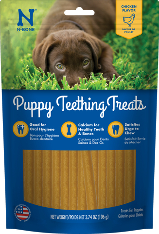 N-Bone Puppy Teething Treats - CountrysidePet.com