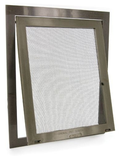 PetSafe Screen Door for Dogs & Cats - P1-ZB-11 - Countryside Pet Supply - 1