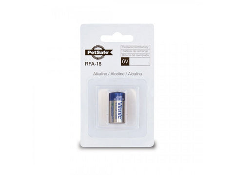 PetSafe Alkaline 6-Volt Battery - Single Battery RFA-18-11 - Countryside Pet Supply - 2