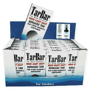 TarBar Box of 30 Filters