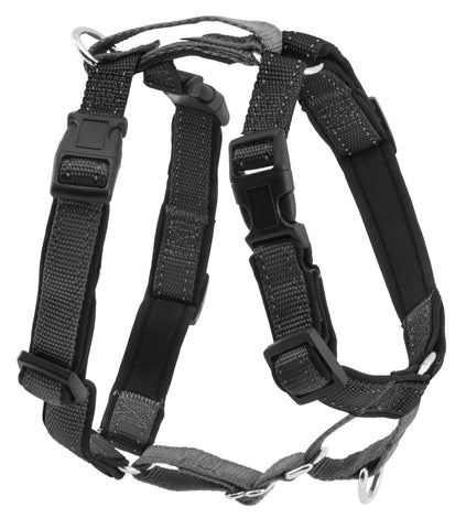PetSafe 3-in-1 Harness Black