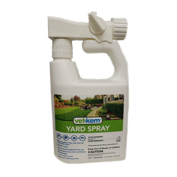 Vet Kem Yard Spray Outdoor Insecticide - 32 fl. oz.