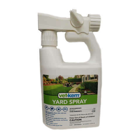 Vet Kem Yard Spray Outdoor Insecticide