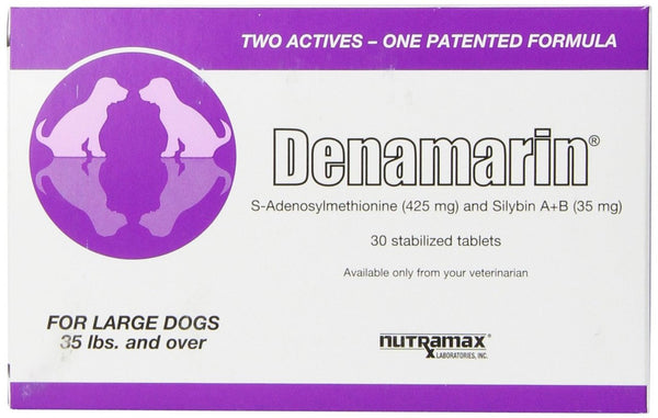 Denamarin for Large Dogs 35 lbs and Over- 30 Tablets - Countryside Pet Supply - 1
