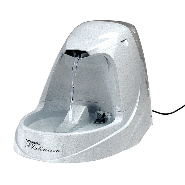 PetSafe Drinkwell Platinum Fountain (PWW00-13703)