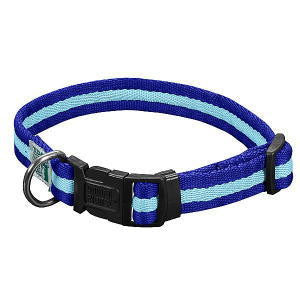 Animal Planet Two Tone Blue Collar  - Countryside Pet Supply