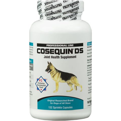 Cosequin DS Capsules - 132 Capsules - Countryside Pet Supply