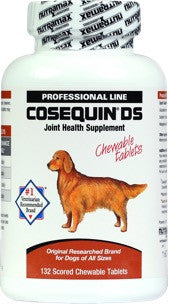 Cosequin DS Chewable Tablets - 132 Tablets - Countryside Pet Supply